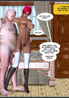 Misadventures Of Sissy- Crazyxxx3D World image 20