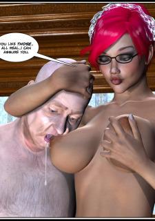 Misadventures Of Sissy- Crazyxxx3D World image 21