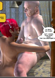 Misadventures Of Sissy- Crazyxxx3D World image 29