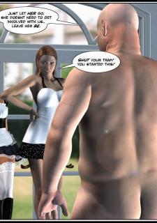 Misadventures Of Sissy- Crazyxxx3D World image 45