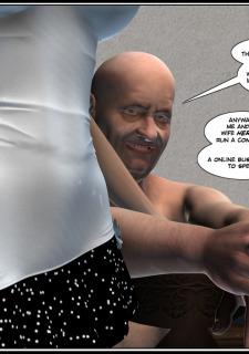 Misadventures Of Sissy- Crazyxxx3D World image 48