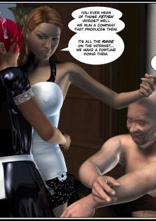 Misadventures Of Sissy- Crazyxxx3D World image 49