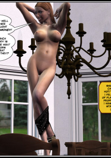 Misadventures Of Sissy- Crazyxxx3D World image 52