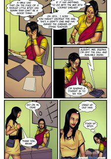 Miss Rita 18- Rukma's revenge Plan image 5