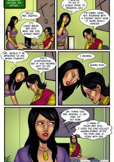 Miss Rita 18- Rukma's revenge Plan image 16