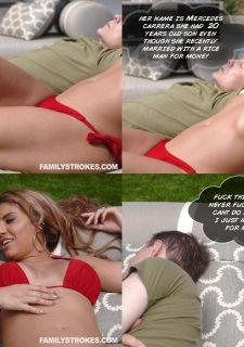 Mom in Bikini- Family Strokes image 3