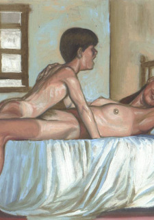 Mom Son Sketches Incest image 05