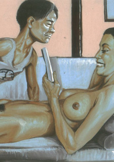 Mom Son Sketches Incest image 23