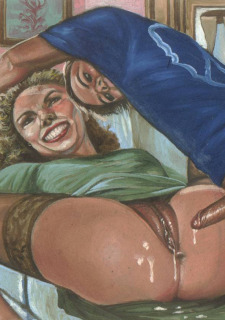 Mom Son Sketches Incest image 26