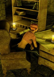 Monster Chronicles 18- Monster Down Below image 8