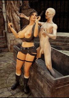 Blackadder- Monster Sex 06 image 14