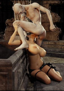 Blackadder- Monster Sex 06 image 21