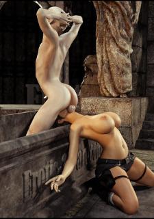 Blackadder- Monster Sex 06 image 26