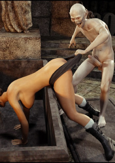 Blackadder- Monster Sex 06 image 30