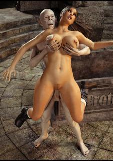 Blackadder- Monster Sex 06 image 47