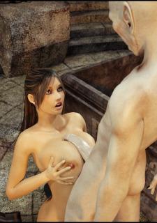 Blackadder- Monster Sex 06 image 49