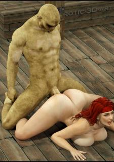 Blackadder- Monster Sex 03 image 06