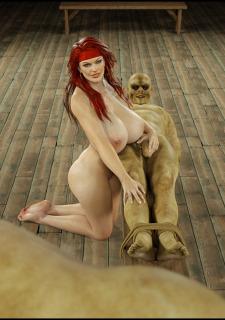 Blackadder- Monster Sex 03 image 12