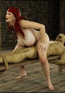 Blackadder- Monster Sex 03 image 18