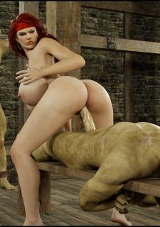 Blackadder- Monster Sex 03 image 27
