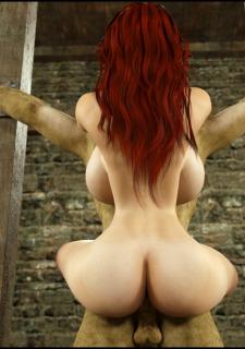 Blackadder- Monster Sex 03 image 33