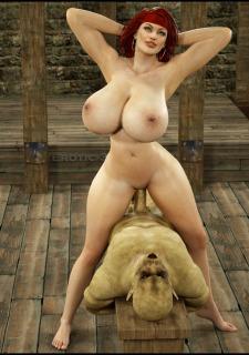 Blackadder- Monster Sex 03 image 44