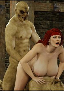 Blackadder- Monster Sex 03 image 51