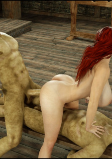 Blackadder- Monster Sex 03 image 53