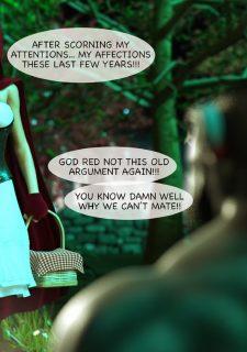 Monster Sex Trilogy Ch. 2 – Big Bad Wolf image 6