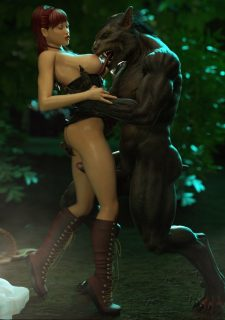 Monster Sex Trilogy Ch. 2 – Big Bad Wolf image 15