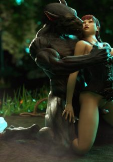 Monster Sex Trilogy Ch. 2 – Big Bad Wolf image 21