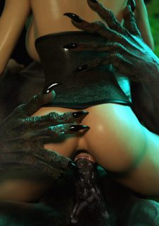 Monster Sex Trilogy Ch. 2 – Big Bad Wolf image 26