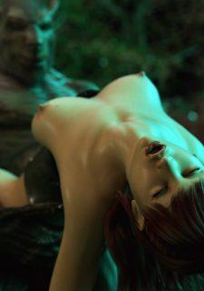 Monster Sex Trilogy Ch. 2 – Big Bad Wolf image 28