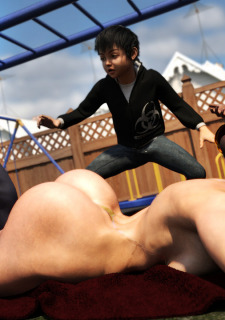 Morgan – Playground Fun- Zz2tommy image 23