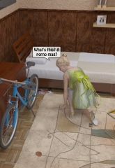 A Mother Punishes Son image 03