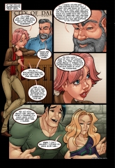 JKR Mount Harass- First Date porn comics 8 muses