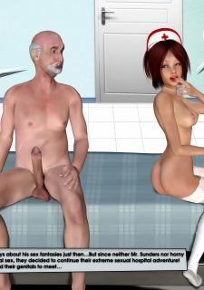 "Mr. Sunders- Penis ""Problem"" image 25"