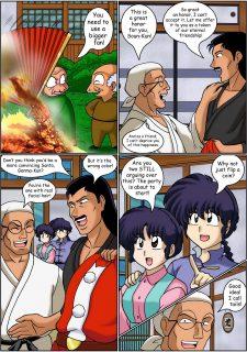 A Ranma Christmas Story image 05