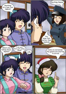 A Ranma Christmas Story image 07