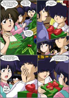 A Ranma Christmas Story image 11