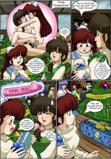 A Ranma Christmas Story image 13