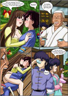 A Ranma Christmas Story image 16