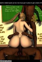 Mrs.Hani 3D Vol 5- Duke Honey image 21