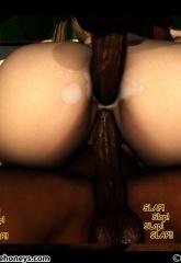 Mrs.Hani 3D Vol 5- Duke Honey image 29