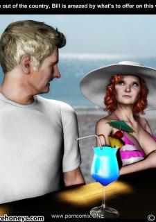Mrs. Keagan 3D Vol.4- Duke Honey image 4
