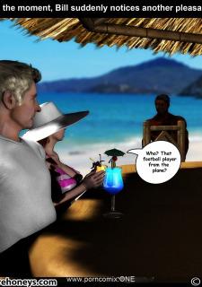 Mrs. Keagan 3D Vol.4- Duke Honey image 5