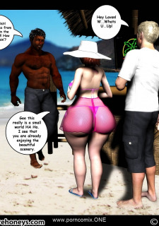 Mrs. Keagan 3D Vol.4- Duke Honey image 6