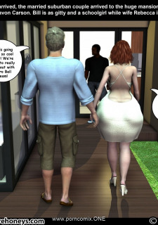 Mrs. Keagan 3D Vol.4- Duke Honey image 24