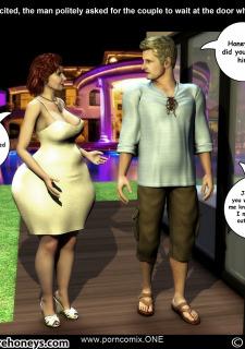 Mrs. Keagan 3D Vol.4- Duke Honey image 28