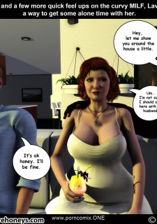Mrs. Keagan 3D Vol.4- Duke Honey image 35
